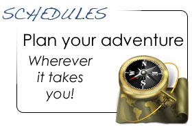 Alaska Ferry Schedules